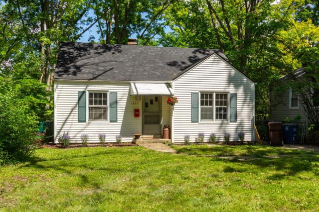1207 Birk Avenue, Ann Arbor, MI 48103 (MLS #3266596) :: The Toth Team