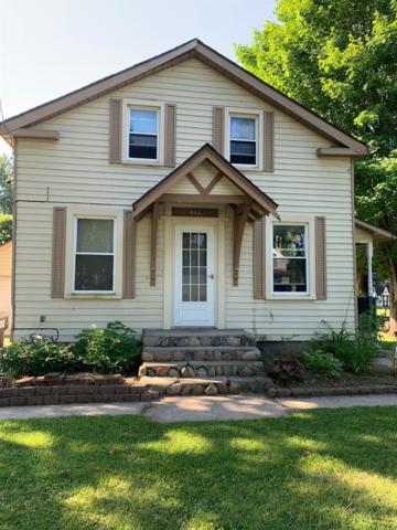 411 E Duncan Street, Manchester, MI 48158 (MLS #3266760) :: The Toth Team