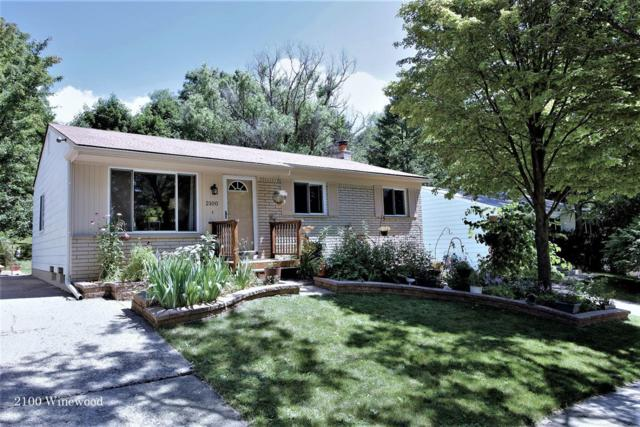 2100 Winewood, Ann Arbor, MI 48103 (MLS #3267072) :: The Toth Team