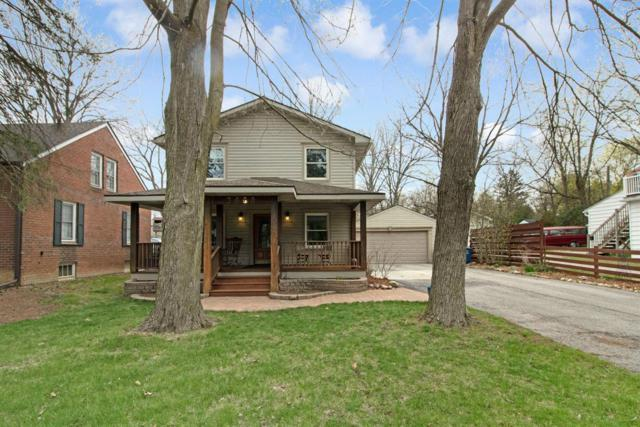 3060 Dexter Road, Ann Arbor, MI 48103 (MLS #3267112) :: The Toth Team