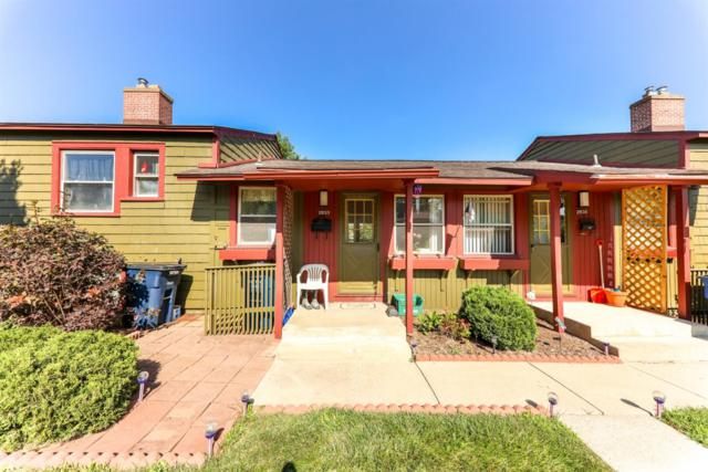 2833 Pittsfield Boulevard, Ann Arbor, MI 48104 (MLS #3267116) :: Berkshire Hathaway HomeServices Snyder & Company, Realtors®