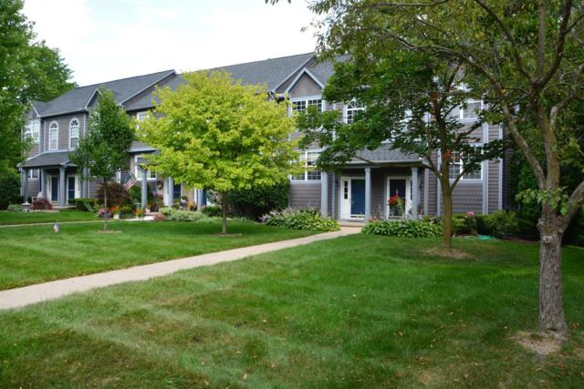 252 Lyn Anne Court #18, Ann Arbor, MI 48104 (MLS #3267191) :: The Toth Team