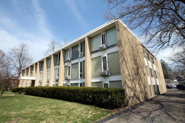 1531 Packard Street #20, Ann Arbor, MI 48104 (MLS #3267284) :: The Toth Team