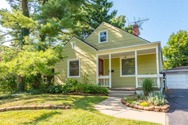 916 Sunnyside Boulevard, Ann Arbor, MI 48103 (MLS #3267757) :: The Toth Team