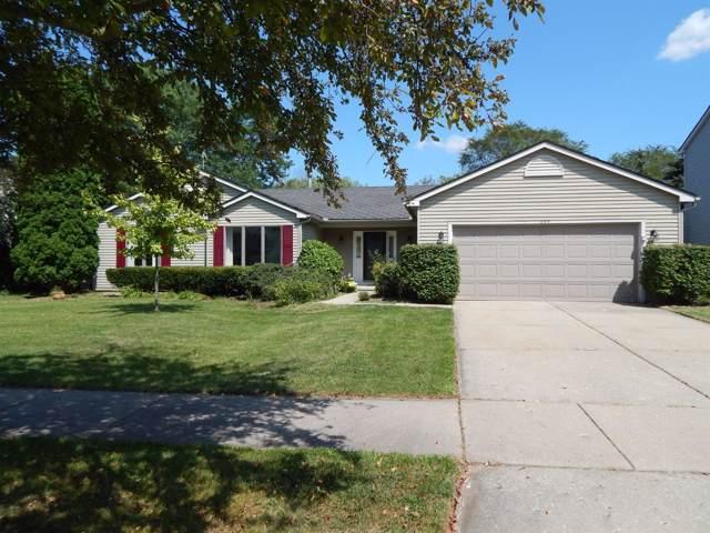 495 Burr Oak Drive, Ann Arbor, MI 48103 (MLS #3267780) :: The Toth Team