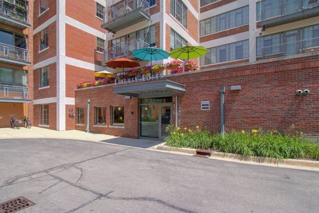 315 2nd Street #404, Ann Arbor, MI 48103 (MLS #3267886) :: Berkshire Hathaway HomeServices Snyder & Company, Realtors®