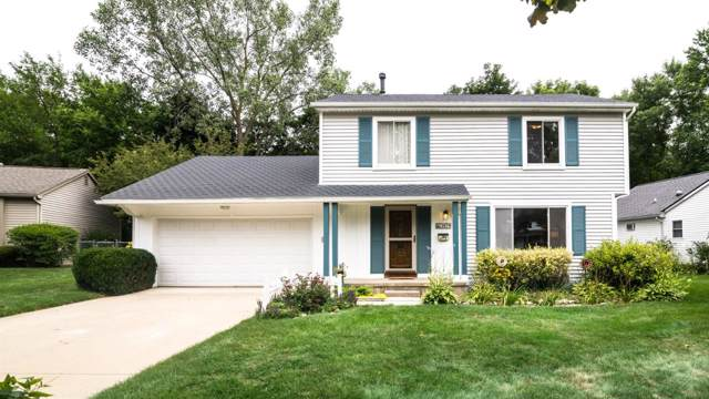 2879 Ticknor Court, Ann Arbor, MI 48104 (MLS #3267893) :: The Toth Team