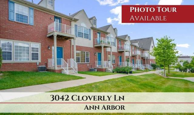 3042 Cloverly Lane, Ann Arbor, MI 48108 (MLS #3268025) :: The Toth Team