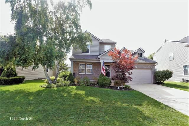 1229 North Street, Milan, MI 48160 (MLS #3268029) :: Berkshire Hathaway HomeServices Snyder & Company, Realtors®