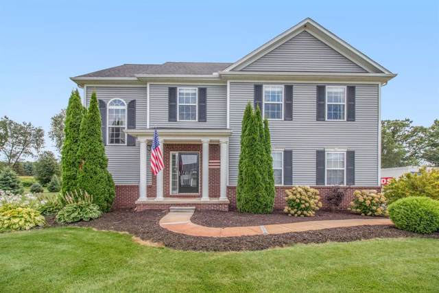 9163 Sundance Trail, Dexter, MI 48130 (MLS #3268099) :: Berkshire Hathaway HomeServices Snyder & Company, Realtors®