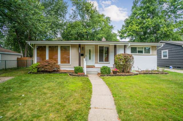 2912 Chesterfield Dr, Ann Arbor, MI 48104 (MLS #3268187) :: The Toth Team