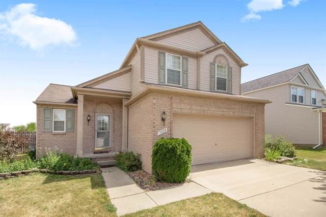 7839 Hampton Court, Ypsilanti, MI 48197 (MLS #3268200) :: The Toth Team