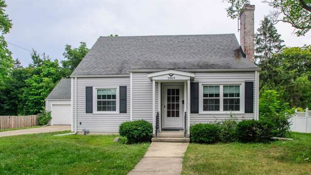 2009 Frieze Avenue, Ann Arbor, MI 48104 (MLS #3268253) :: Berkshire Hathaway HomeServices Snyder & Company, Realtors®