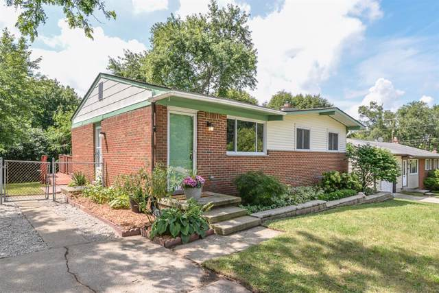 350 Skydale Drive, Ann Arbor, MI 48105 (MLS #3268264) :: The Toth Team