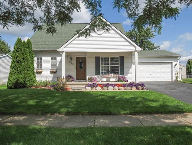 965 Town Trail, Pinckney, MI 48169 (MLS #3268483) :: The Toth Team