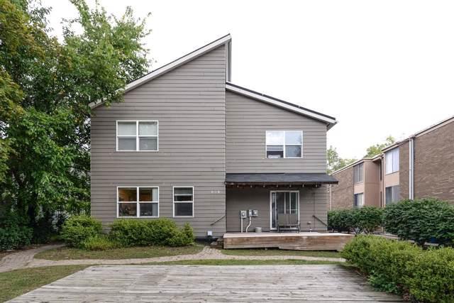 909 Packard Street, Ann Arbor, MI 48104 (MLS #3268487) :: The Toth Team