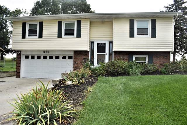 323 Sunset Drive, Clinton, MI 49236 (MLS #3268501) :: Berkshire Hathaway HomeServices Snyder & Company, Realtors®