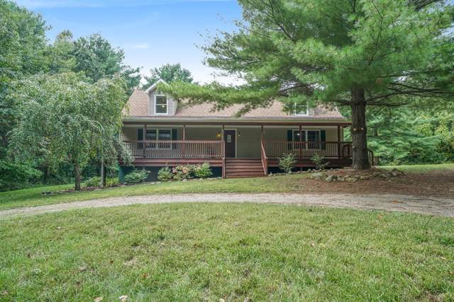 5674 Seymour Road, Jackson, MI 49201 (MLS #3268554) :: The Toth Team