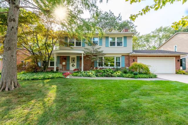 2112 Ascot Drive, Ann Arbor, MI 48103 (MLS #3268648) :: The Toth Team