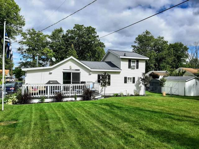511 Park Drive, Gregory, MI 48137 (MLS #3268708) :: The Toth Team