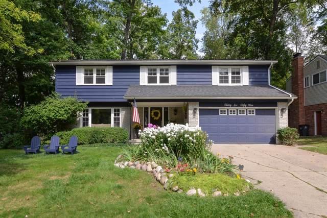 3659 Frederick Drive, Ann Arbor, MI 48105 (MLS #3268712) :: The Toth Team