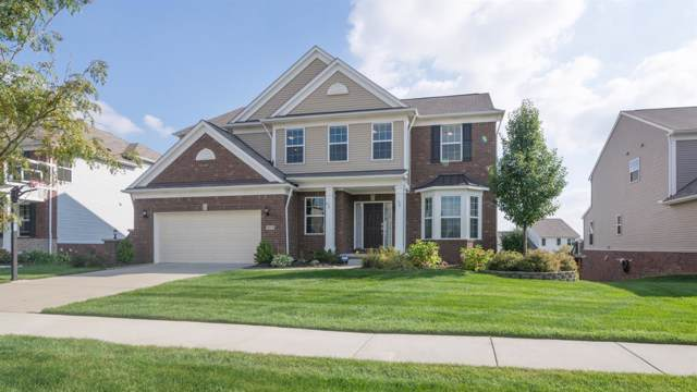 58575 South Winnowing Circle, South Lyon, MI 48178 (MLS #3268759) :: The Toth Team