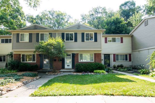 3178 Williamsburg, Ann Arbor, MI 48108 (MLS #3268767) :: The Toth Team