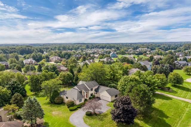 354 Crestway Court, Saline, MI 48176 (MLS #3268828) :: Berkshire Hathaway HomeServices Snyder & Company, Realtors®
