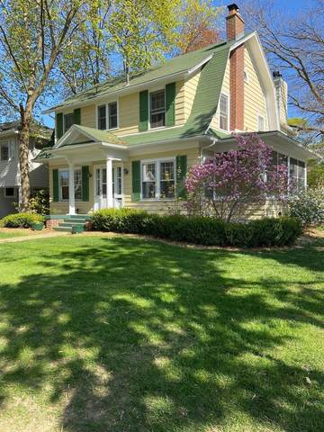 1623 Granger Avenue, Ann Arbor, MI 48104 (MLS #3268889) :: Berkshire Hathaway HomeServices Snyder & Company, Realtors®