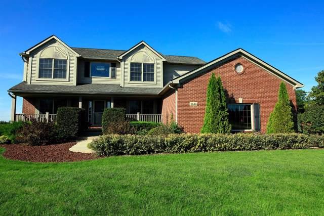 8646 Sydney Drive, Saline, MI 48176 (MLS #3268937) :: Berkshire Hathaway HomeServices Snyder & Company, Realtors®