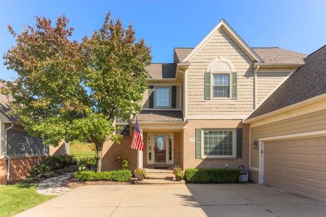 7795 Glacier Club, Washington, MI 48094 (MLS #3269161) :: The Toth Team