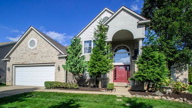 2257 Woodhaven Court, Ann Arbor, MI 48105 (MLS #3269325) :: Berkshire Hathaway HomeServices Snyder & Company, Realtors®