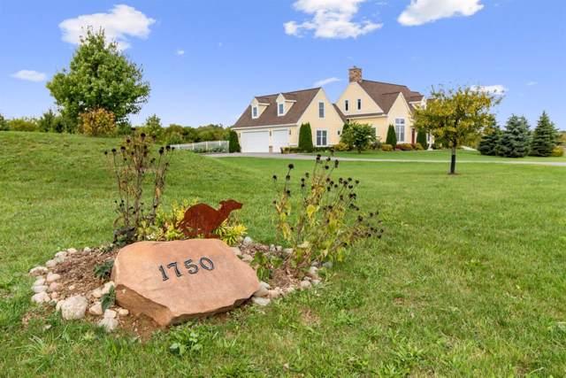 1750 Sandy Creek Lane, Ann Arbor, MI 48103 (MLS #3269385) :: The Toth Team