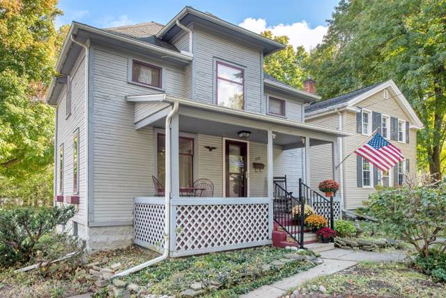 519 Madison Street, Chelsea, MI 48118 (MLS #3269414) :: The Toth Team