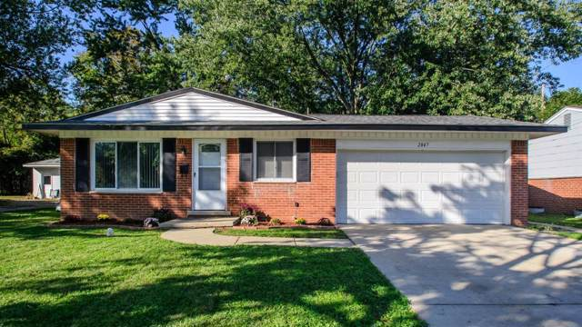 2847 Marshall Street, Ann Arbor, MI 48108 (MLS #3269417) :: The Toth Team