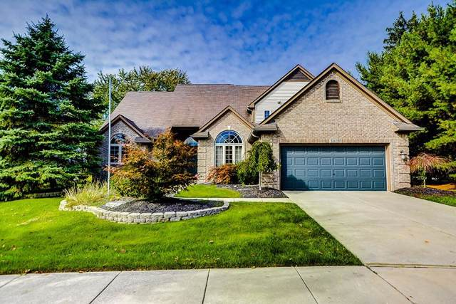 300 Fairways Lane, Chelsea, MI 48118 (MLS #3269460) :: The Toth Team