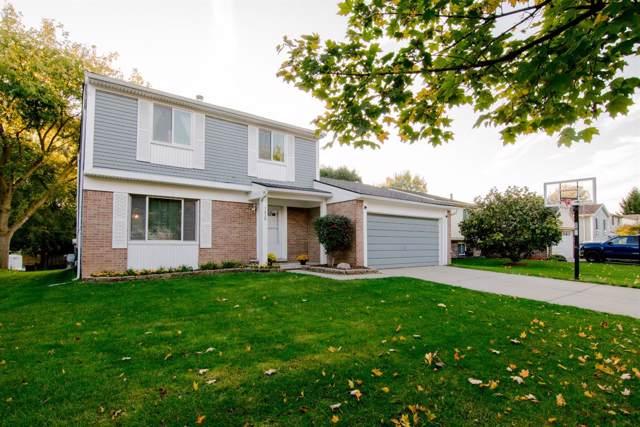 1438 Rue Deauville Boulevard, Ypsilanti, MI 48198 (MLS #3269532) :: Berkshire Hathaway HomeServices Snyder & Company, Realtors®