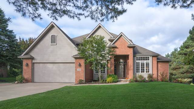 4455 Canterbury Court, Ann Arbor, MI 48103 (MLS #3269533) :: The Toth Team