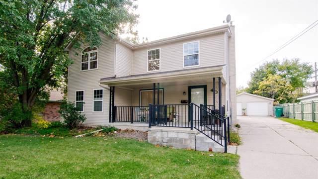 403 N Harris Street, Saline, MI 48176 (MLS #3269535) :: Berkshire Hathaway HomeServices Snyder & Company, Realtors®