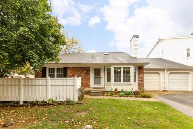 42127 Mill Race Circle, Plymouth, MI 48170 (MLS #3269537) :: The Toth Team