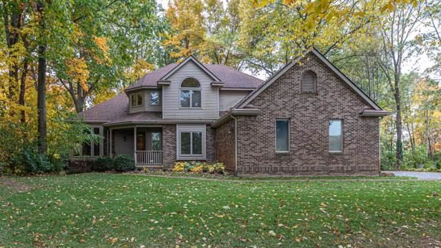 7702 S Kilkenny Drive, Brighton, MI 48116 (MLS #3269632) :: The Toth Team