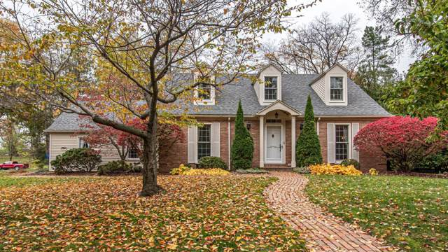 2554 Londonderry, Ann Arbor, MI 48104 (MLS #3269681) :: The Toth Team