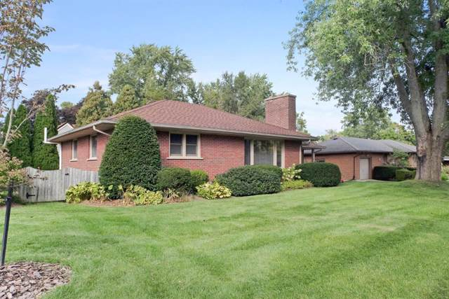 1116 Clague Avenue, Ann Arbor, MI 48103 (MLS #3269758) :: The Toth Team