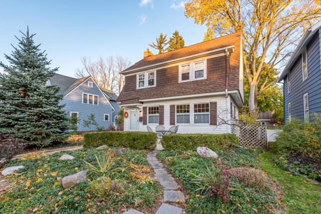 111 Kenwood Avenue, Ann Arbor, MI 48103 (MLS #3269834) :: The Toth Team