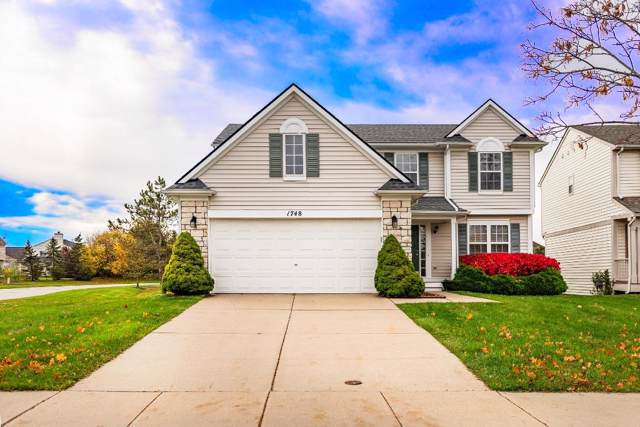 1748 Scio Ridge Road, Ann Arbor, MI 48103 (MLS #3269846) :: The Toth Team