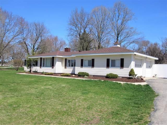 14450 Island Lake Road, Chelsea, MI 48118 (MLS #3269855) :: Berkshire Hathaway HomeServices Snyder & Company, Realtors®