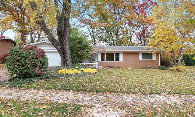 1231 Meadowbrook Avenue, Ann Arbor, MI 48103 (MLS #3269866) :: The Toth Team