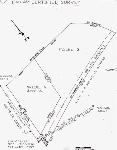 2451 Parkwood Ave., Ypsilanti, MI 48198 (MLS #3269886) :: The Toth Team