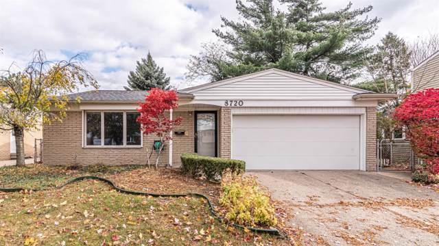 8720 Holly Drive, Canton, MI 48187 (MLS #3269894) :: The Toth Team