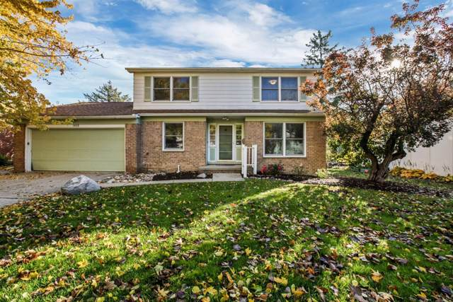 1613 Dicken Drive, Ann Arbor, MI 48103 (MLS #3269922) :: The Toth Team